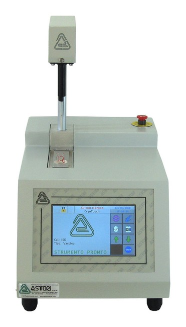 "CryoTouch 1 Cryoscope, with ""lactose-free"" function"
